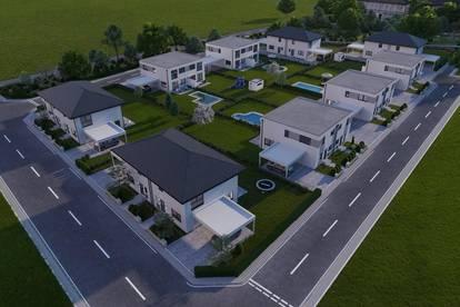 Schlüsselfertige Doppelhaushälfte von ELK BAU ab € 818,- monatlich! TOP 3