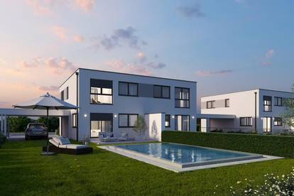 Moderne Doppelhaushälfte von ELK BAU ab € 723,- monatlich! TOP 4
