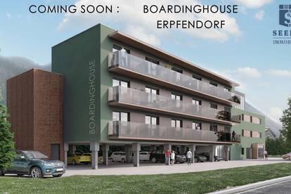 Interessantes Investitionsobjekt Boardinghouse Erpfendorf