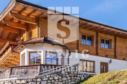 Luxuriöses Landhaus in Südhanglage