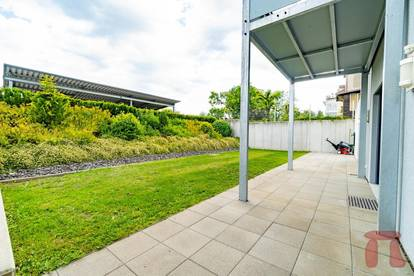 Moderne 2-Zimmer Gartenwohnung in Villach-Lind
