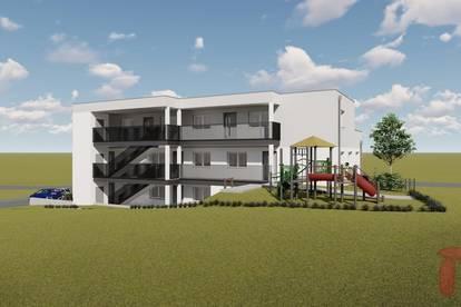 3 Zimmer - Neubautraum TOP 2 in Kallham/Auing mit Eigengarten