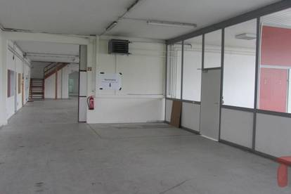 Produktion/Gewerbehalle ca. 670 m2 in Moosdorf!