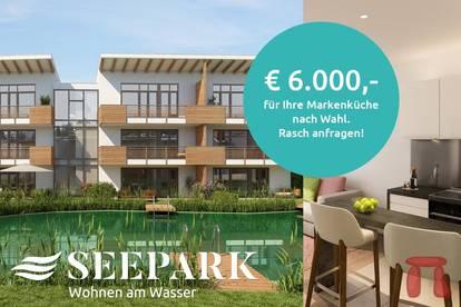 SEEPARK KLAGENFURT - Wohnen am Wasser (Wohnung Top 39+40)