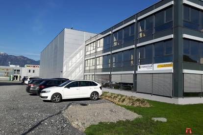 Büroflächen im Interpark Fokus 21 Röthis