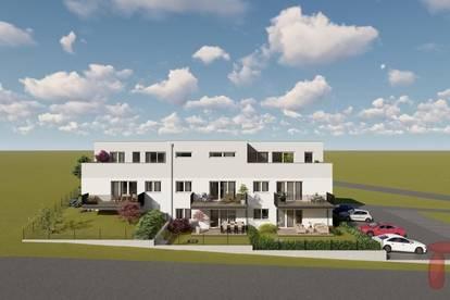 4 Zimmer - Neubautraum TOP 1 inKallham/Auing mit Eigengarten