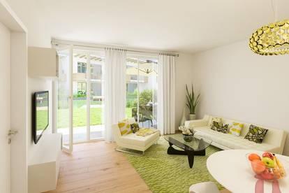 SEEPARK KLAGENFURT - Wohnen am Wasser Wohnung EG TOP 33