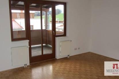 2- ZW ca. 60 m2 mit überdachtem Balkon in Obertrum!