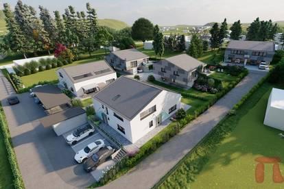 """Wohnbauprojekt """"My-House Velden"""" Doppelhaushälfte 3"""