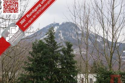 Neu renoviert - Zentrale Lage mit traumhaftem Gaisbergblick!