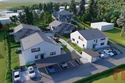 """Wohnbauprojekt """"My-House Velden"""" Doppelhaushälfte 4"""