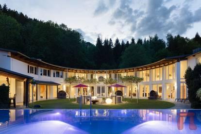 Privat Hideaway mit Tennisplatz, Edelstahlpool und Airconditioning + Zweitwohnsitz