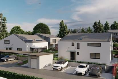 """Wohnbauprojekt """"My-House Velden"""" Doppelhaushälfte 1"""