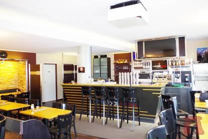 Gut eingeführtes Café an Profi abzugeben