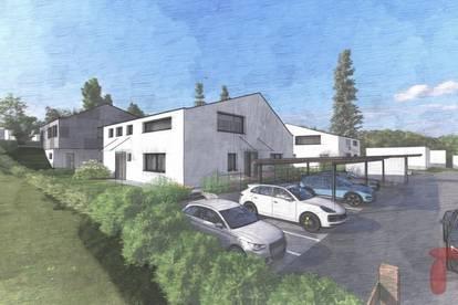 """Wohnbauprojekt """"My-House Velden"""" Doppelhaushälfte 2"""
