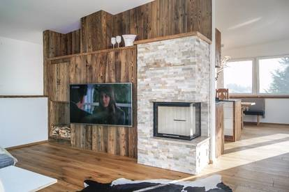 Luxuriöses Designer Haus in Bergwelt
