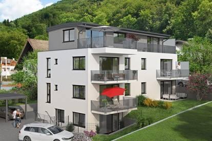 Herausragende Neubauwohnung in angenehmer Lage - Top 3