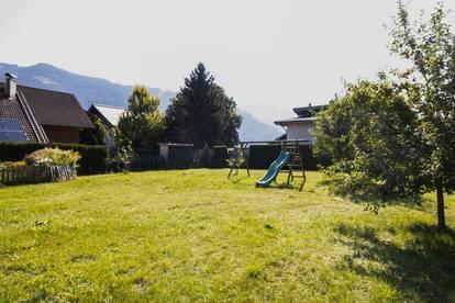 Baugrundstück in ruhiger Lage in Maishofen