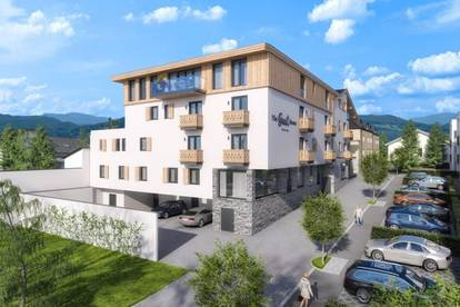 Penthouse Studio Lake View - The Gast House Zell am See