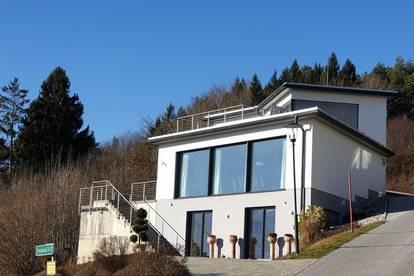 Velden: TRAUM-Lage, TRAUM-Villa, TRAUM-Berg-und Wörtherseeblick