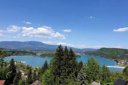 Ferienhaus - Schmuckstück mit See- und Bergblick