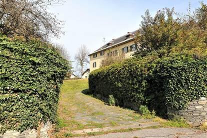 Reserviert - Klagenfurt - Viktring: Großzügiges Grundstück mit Altbestand
