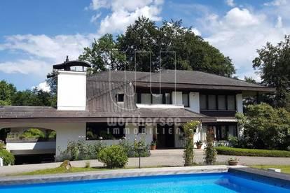 Großzügige Architekten-Landhaus-Villa in Velden - reserviert