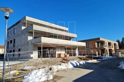 Krumpendorf: Neubauwohnungen (2) mit Seezugang - RESERVIERT
