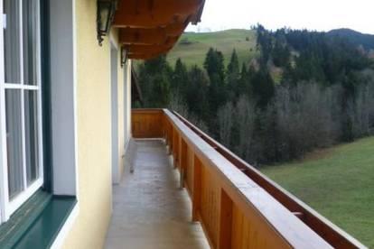 Ruhige 3 Zimmerwohnung in St. Koloman