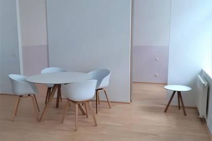 Single- oder Pärchenwohnung, 2 Zimmer - neu renoviert, möbliert