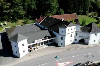 GARTENSEITIGE ZENTRUMSLAGE in einzigartigem Gebäude NEU RENOVIERT