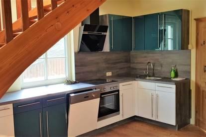 FERIENWOHNUNG Tolle Maisonette Wohnung - Loftstil - riesengroßes Wohnzimmer