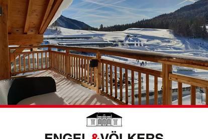 Zentrumsnahe Penthouse Wohnung bei Skigebiet