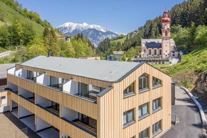 Neubau Freizeitwohnsitz im Sellraintal TOP-B9