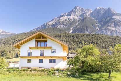 Erstklassige Wohnung zur Miete mit Bergblick