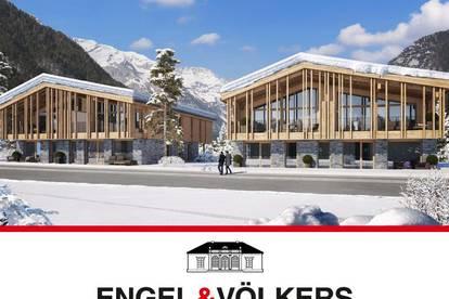 Modernes Wohnen im alpinen Flair in Leutasch