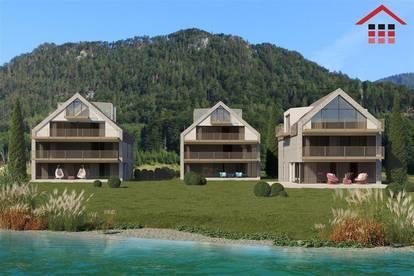 """""""leben am See"""" Balkonwohnung direkt am Wasser"""