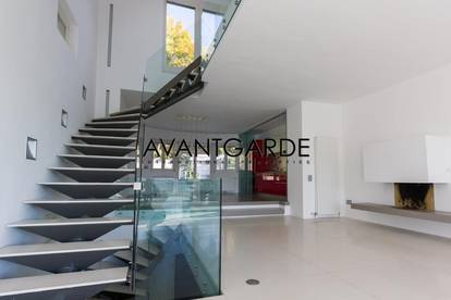 Moderne, exklusive Villa in Grünruhelage