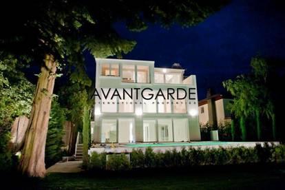 Luxuriöse, moderne Villa in Top-Lage