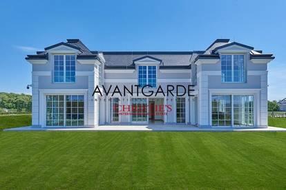 Luxusvilla in Golfresort