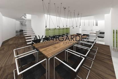 Belagsfertige Flächen für ein Geschäftslokal oder Büro in ausgezeichneter Lage