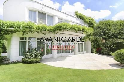 Modernes Einfamilienhaus mit großem Garten und wunderschönem Fernblick