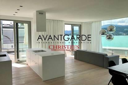 Luxus Penthouse in Velden am Wörthersee in erster Reihe