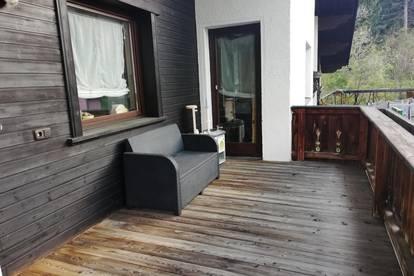 Mühlbachl/ Statz: Große Terrassenwohnung mit Garten