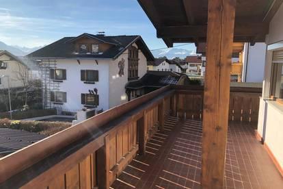 Absam: Gemütliche 3-Zi-Wohnung mit 2 Terrassen!