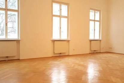 Stilvolle Altbauwohnung in sehr guter und zentraler Lage, Nähe Nestroyplatz