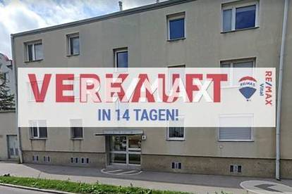 !!!VERKAUFT in 14 Tagen!!! - Helle 3-Zi-Wohnung (sanierungsbedürftig) in Maria Lanzendorf!!