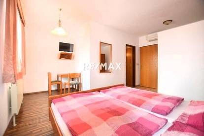 All inclusive Pendlerzimmer mit ca. 21 m²  demnächst frei.