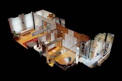 Gemütliche Altbau-2 1/2-Zimmerwohnung in Ruhelage