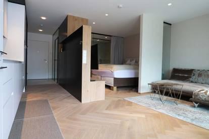 Elegante Loft-Wohnung mit Terrasse